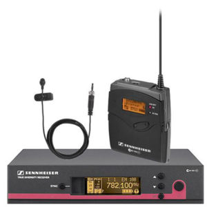 Wireless Lavaliere Microphone - just A/V
