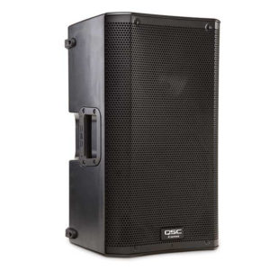 Amplified QSC K10 PA Speaker - Just A/V