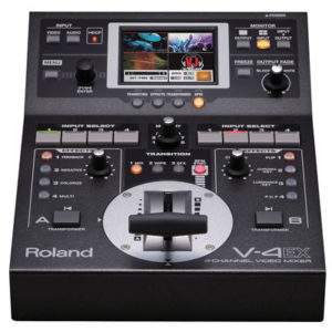 Roland V-4EX Video Mixer Rental
