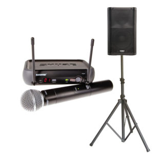 Small Event Public Address System - Just AV