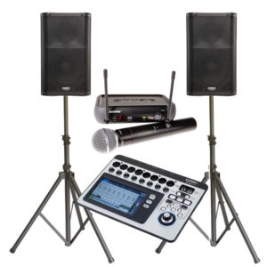Medium Sized Event Public Address System - Just AV