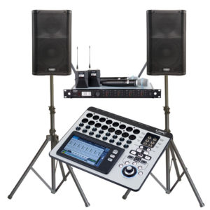 Large Event Public Address System - Just AV