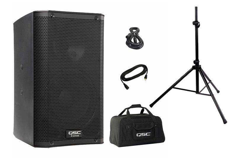 Amplified Speaker Rental - Just AV