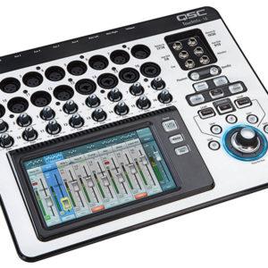 QSC Touchmix TM16 Audio Mixer Rental