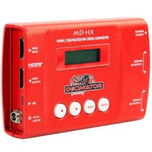 Decimator MD-HX Video conversion and Scaler