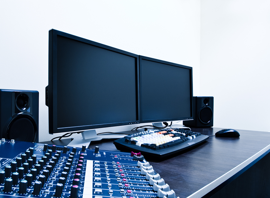 Video Editing Workstation - Just AV